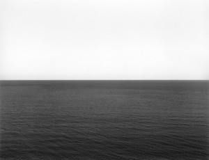 "Hiroshi Sugimoto ""Caribbean Sea"""