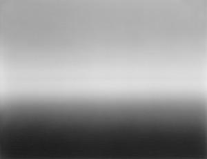 """Hiroshi Sugimoto """"Ligurian Sea Saviore"""""""