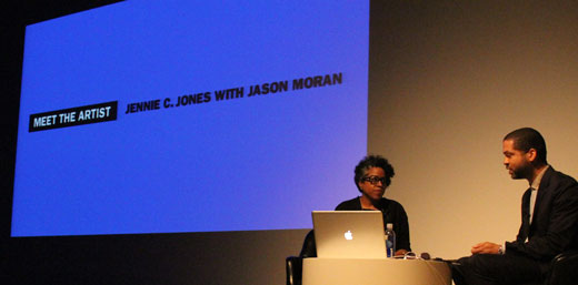 Meet the Artist: Jennie C. Jones with Jason Moran