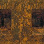 "Richard Artschwager's ""Two Indentations,"" 1967"