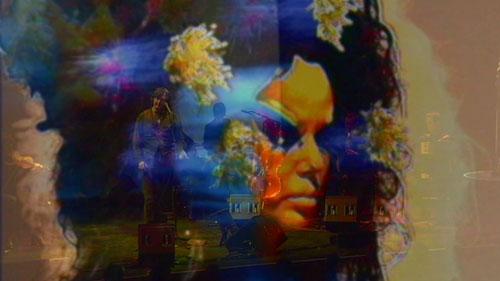 """Still from Charles Atlas's """"Turning,"""" 2012"""