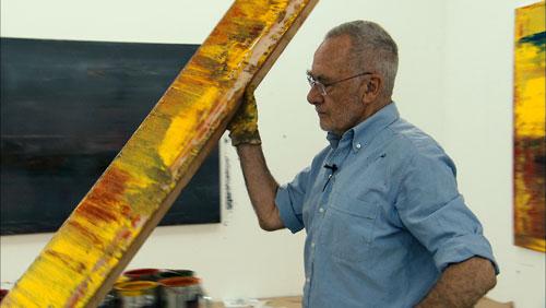 "Corinna Belz's ""Gerhard Richter Painting,"" 2011"