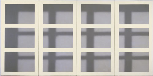"Gerhard Richter's ""Window,"" 1968"
