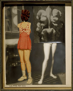 "Man Ray, ""Nut Girls"""