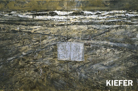 "Anselm Kiefer, ""The Book,"" 1979-1985"