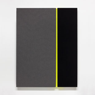 "Jennie C. Jones, ""Bold, Double, Barline (variation #1),"" 2013. Photo: Cathy Carver"