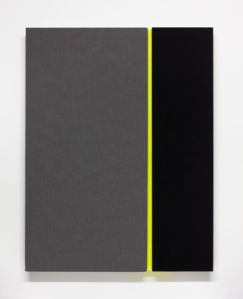 Jennie C. Jones, Bold, Double, Barline (variation #1), 2013