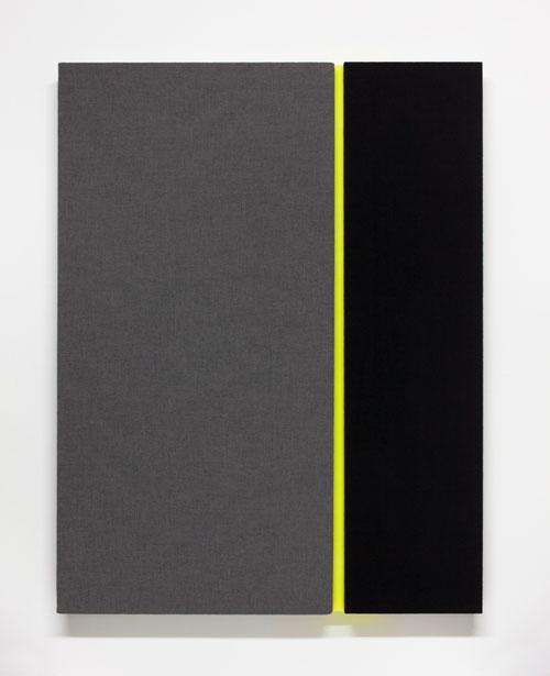 Jennie C. Jones, Bold, Double, Barline (variation #1), 2013