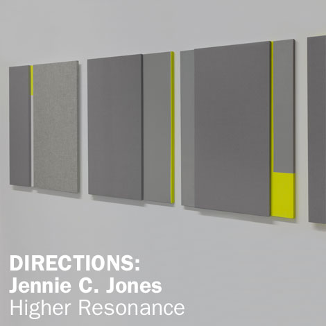 Directions: Jennie C. Jones: Higher Resonance