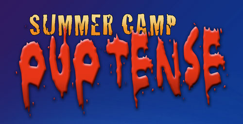 Summer Camp: Pup Tense