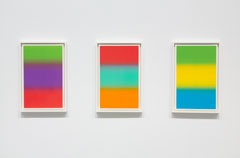 """Peter Coffin, """"Untitled (Design for Colby Poster Company),"""" 2008. Courtesy of the artist"""