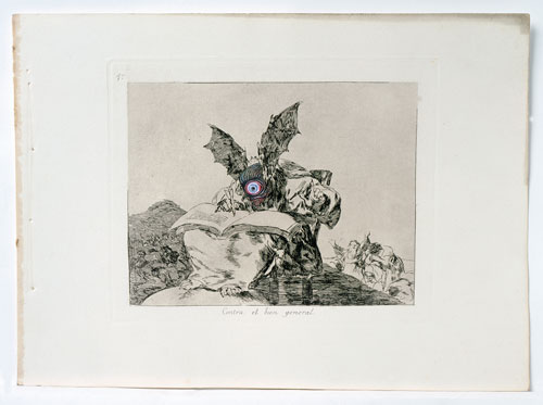 """Jake and Dinos Chapman, """"Injury to Insult to Injury,"""" 2004. © Jake and Dinos Chapman. Courtesy White Cube."""