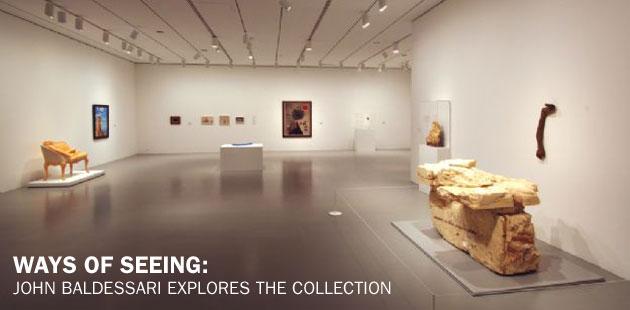 Ways of Seeing: John Baldessari Explores the Collection