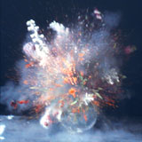 Ori Gersht's Big Bang I, 2006 Mobile