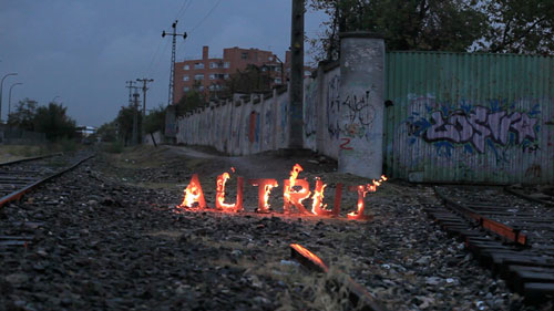 Still from Avelino Sala's Autrui, 2011