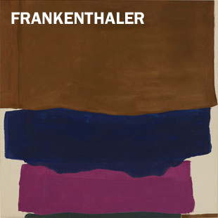 Helen Frankenthaler, Indian Summer, 1967. © Estate of Helen Frankenthaler/Artists Rights Society (ARS), New York. Hirshhorn Museum and Sculpture Garden, Smithsonian Institution, Washington DC. Photo: Cathy Carver