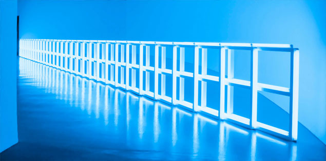 Dan Flavin, 'untitled,' 1974