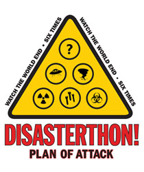 DISASTERTHON! Plan of Attack
