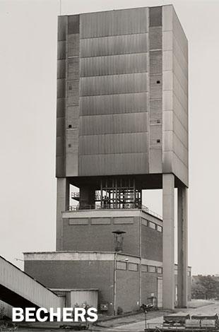Bernd and Hilla Becher, Winding Towers, 1966-1989, 2004