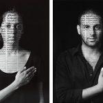 Shirin Neshat, Roja (The Book of Kings) and Ibrahim (The Book of Kings), 2012