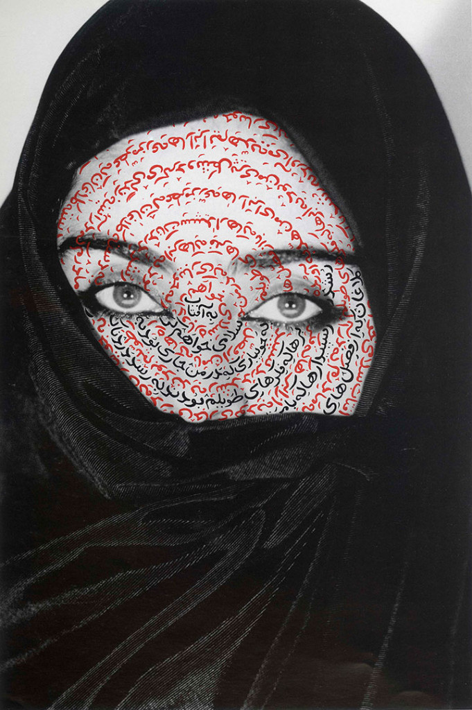 Shirin Neshat, I Am Its Secret (Woman of Allah), 1993