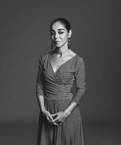 Shirin Neshat portrait