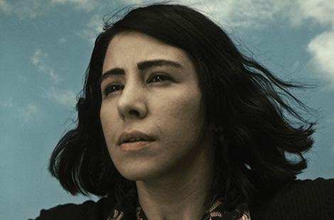 Still from Shirin Neshat's Munis, 2008