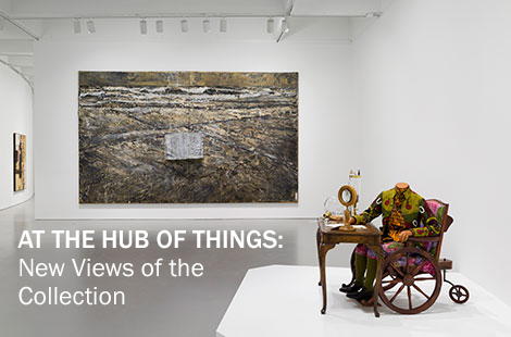 At the Hub of Things: New Views of the Collection
