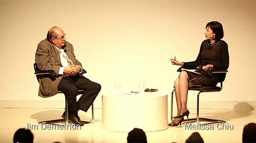 Curators In Conversation: Melissa Chiu And Jim Demetrion