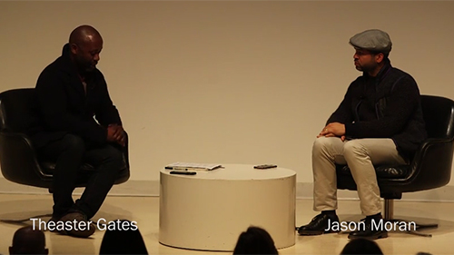 Jason Moran Theaster Gates Video