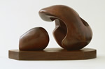 Henry Moore's Two Forms