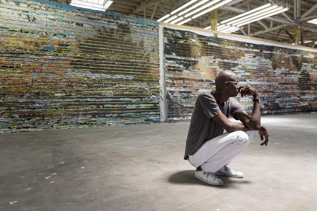 Thumbnail for Mark Bradford: Meet the Artist
