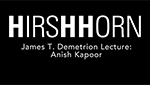 Anish Kapoor Lecture Video Still
