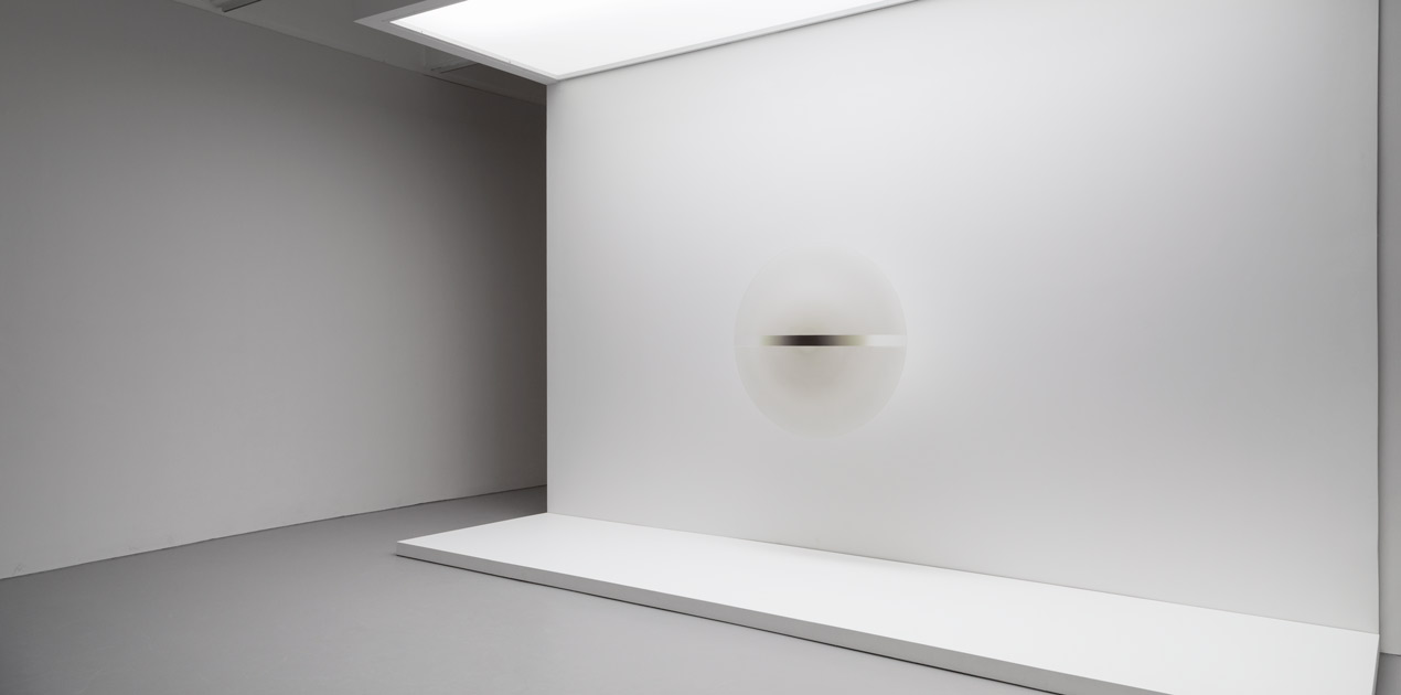 Robert Irwin Installation View