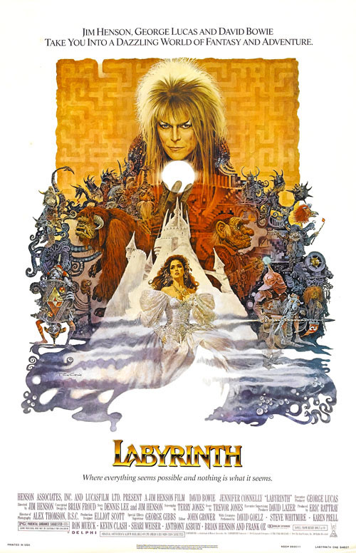 Labryinth movie poster