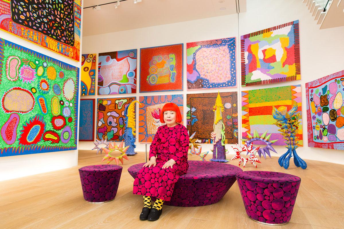 Abstract Art Hirshhorn