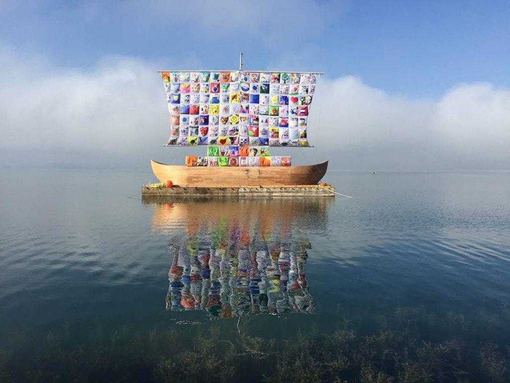 Ilya and Emilia Kabakov, The Ship of Tolerance, Zug, 2016