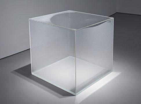 Hans Haacke, Condensation Cube, 1963