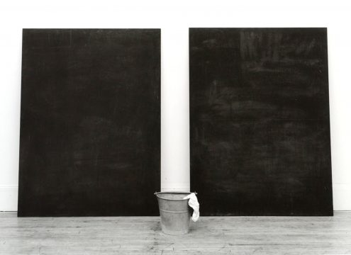 Joseph Beuys, F.I.U. Blackboards, 1977-1979