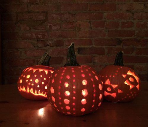 Kusama Pumpkin Contest