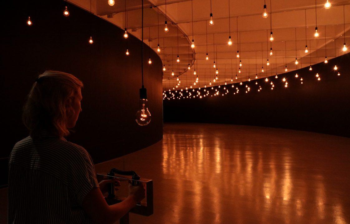 Rafael Lozano-Hemmer: Pulse - Hirshhorn Museum and Sculpture