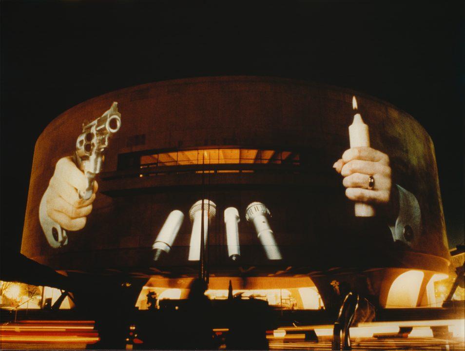 Image result for Hirshhorn Museum, Washington, D.C krzysztof wodiczko