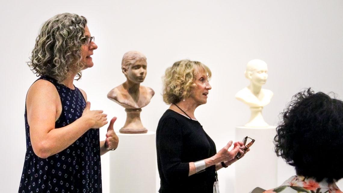 ASL program at the Hirshhorn