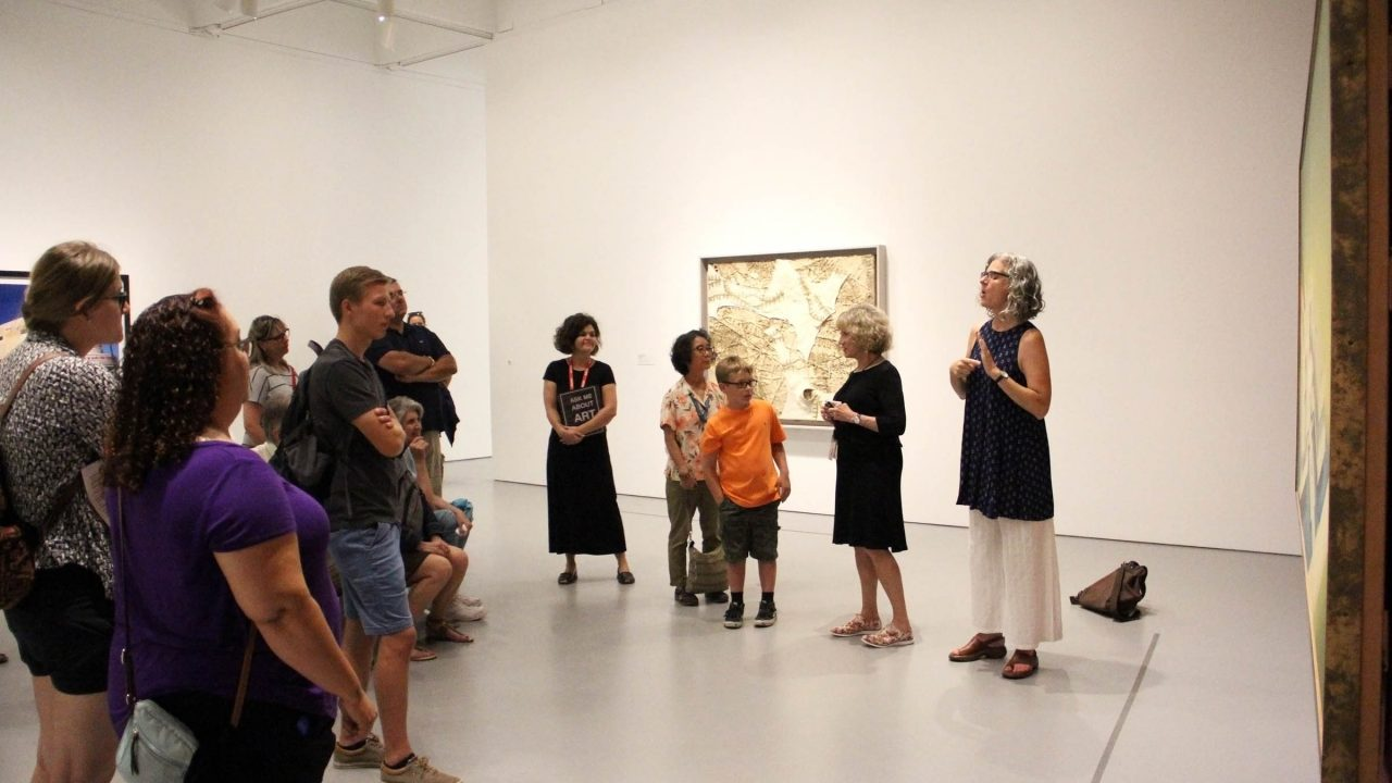 ASL program at the Hirshhorn