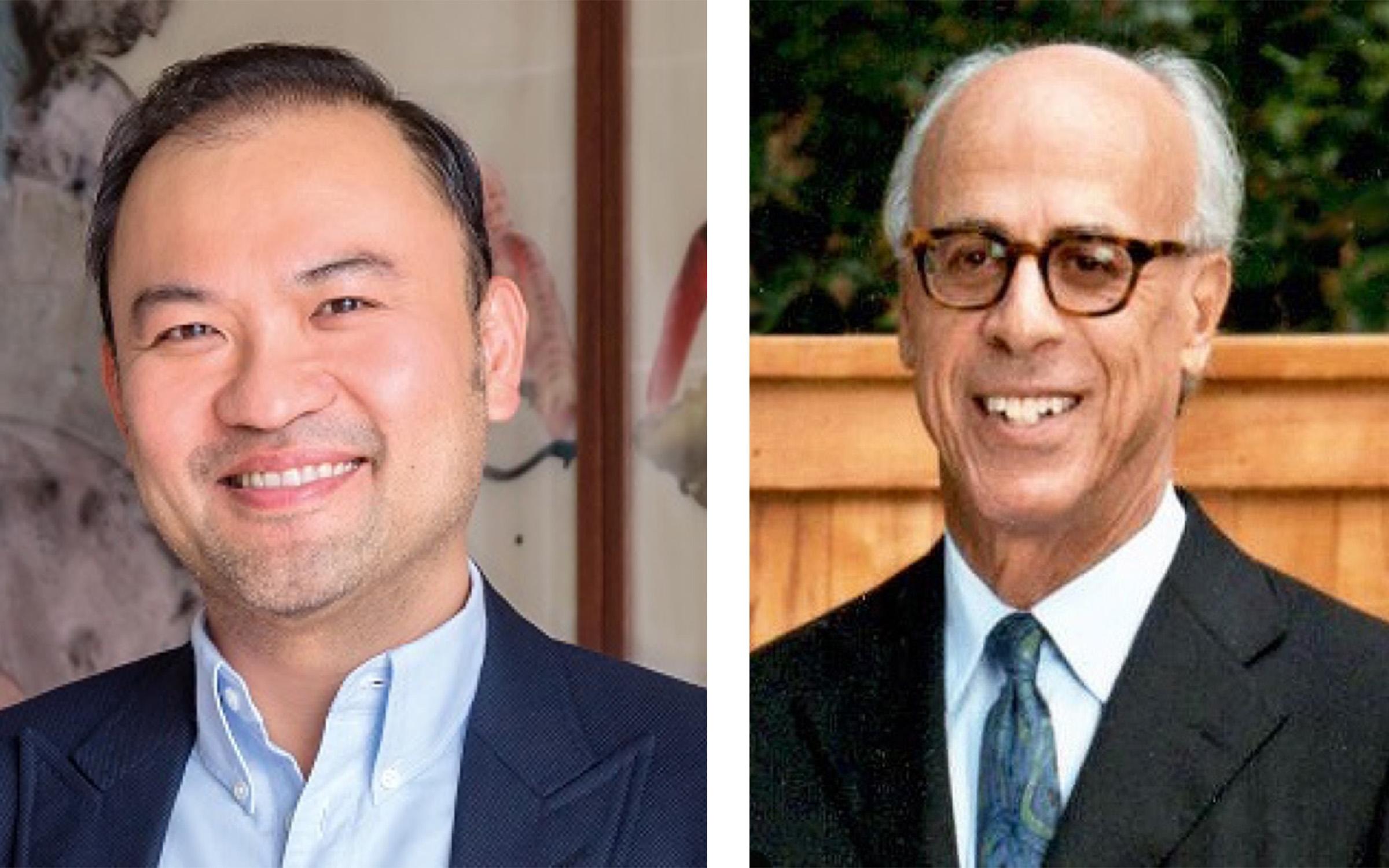 Disaphol Chansiri of Bangkok and Steven M. Sumberg of Washington, D.C.