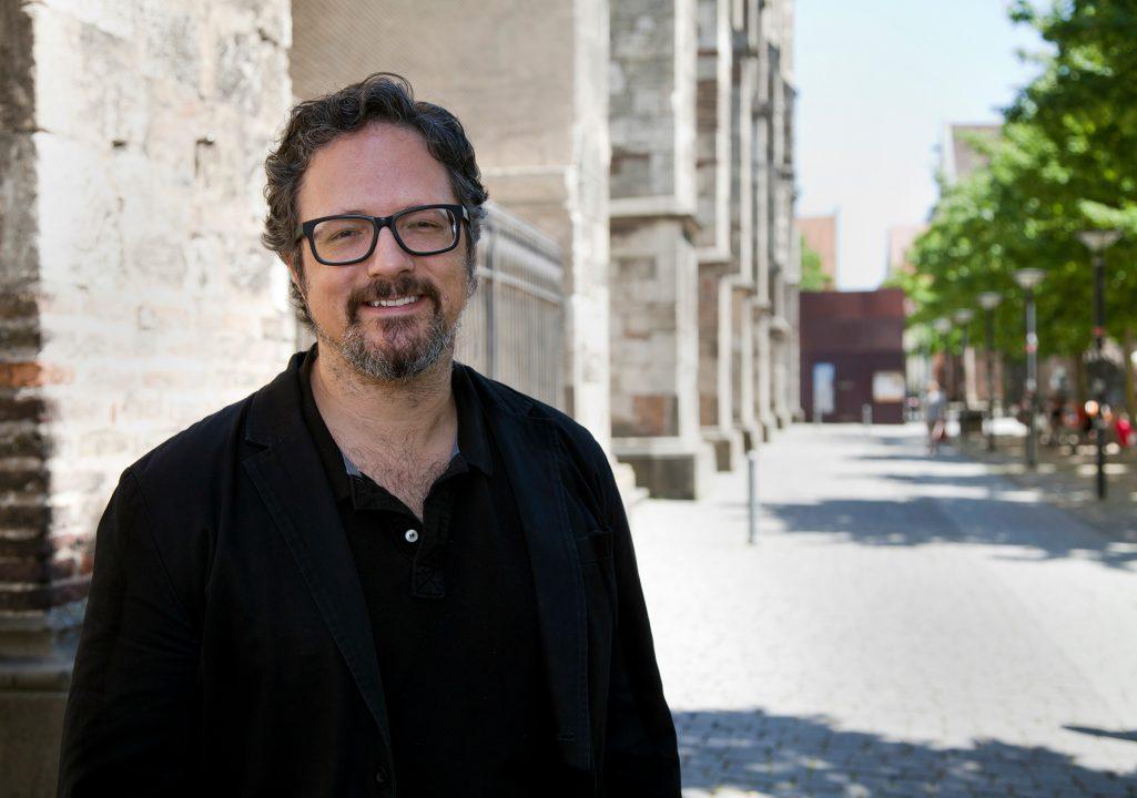 Portrait of Raphael Lozano Hemmer