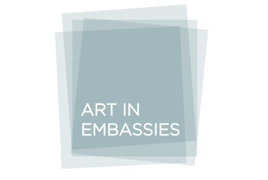Art in Embassies logo