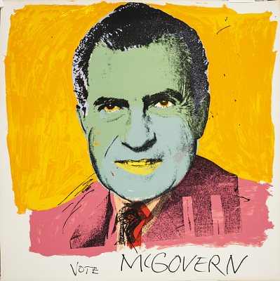 Andy Warhol's Richard Nixon