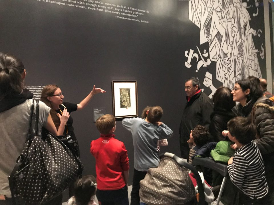 KIDSTOUR of Marcel Duchamp: The Barbara and Aaron Levine Collection at the at the Hirshhorn Museum and Sculpture Garden 2019-20