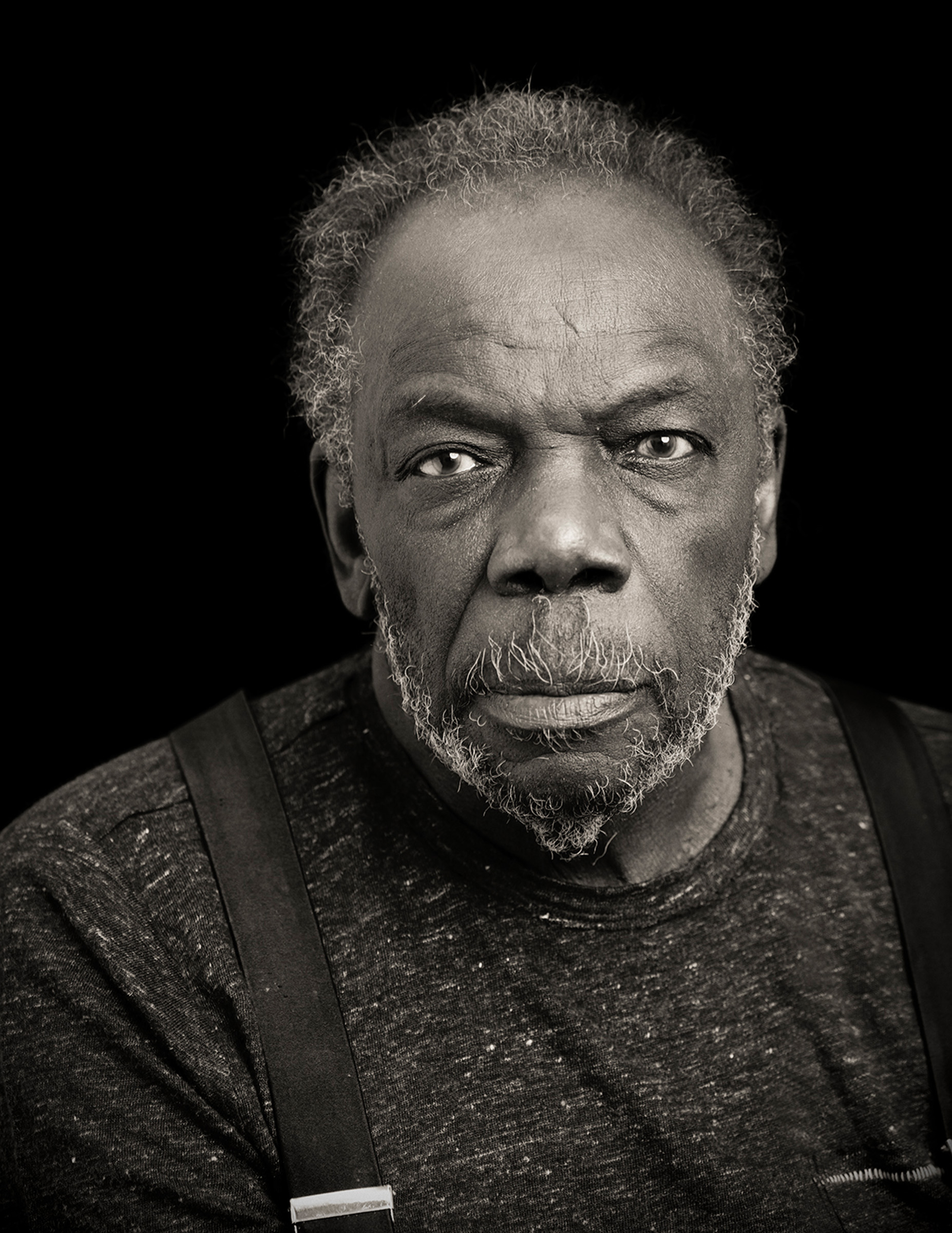 Portrait of artist Sam Gilliam